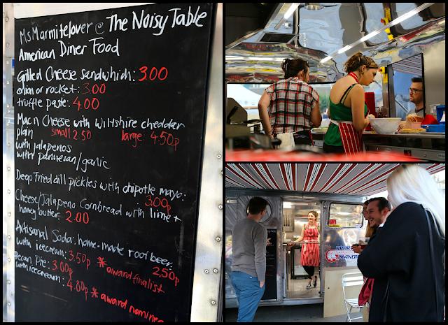 British street food awards in Leeds 2014, The noisy table Pic Kerstin Rodgers/msmarmitelover