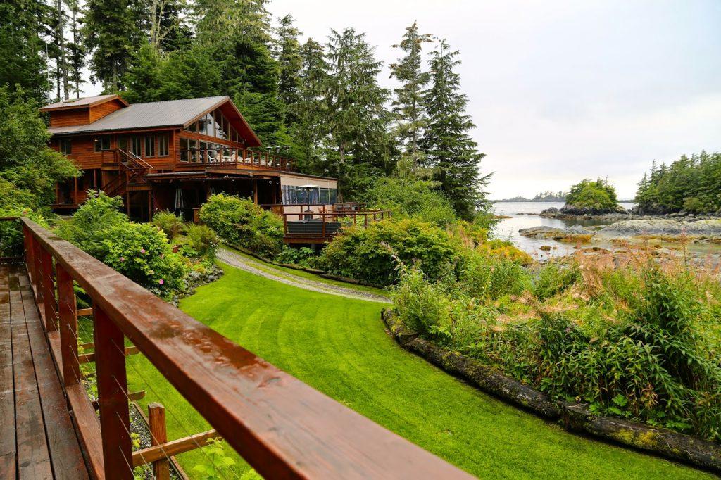 Talon fishing lodge, sitka, alaska