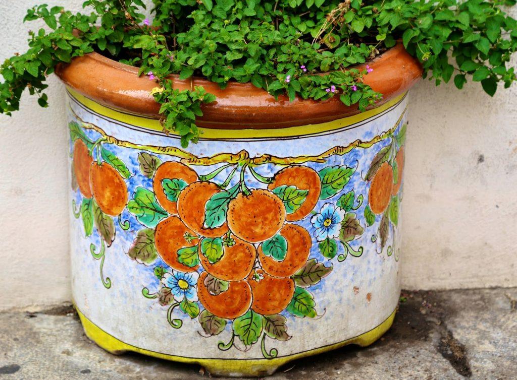 Cefalu ceramics, Sicily