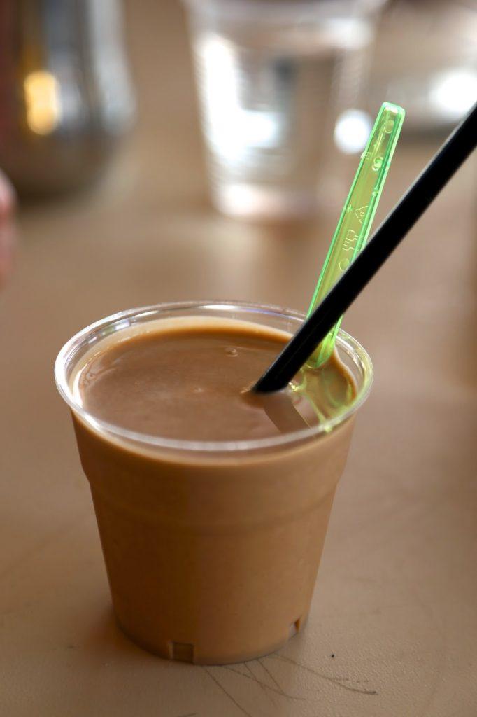 Crema di cafe, Sicily