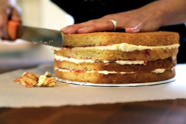Wedding Cake Course with Sandra Monger