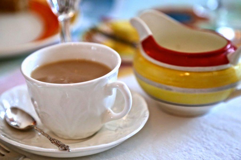 Bloomsbury ceramics, David Herbert's secret tea party