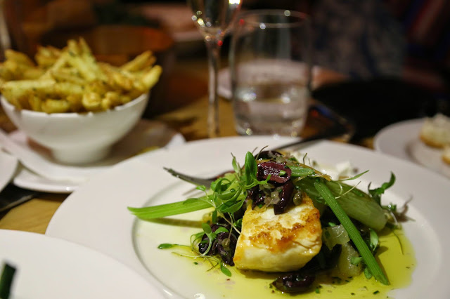 Marco Pierre White's steakhouse and grill. Dublin