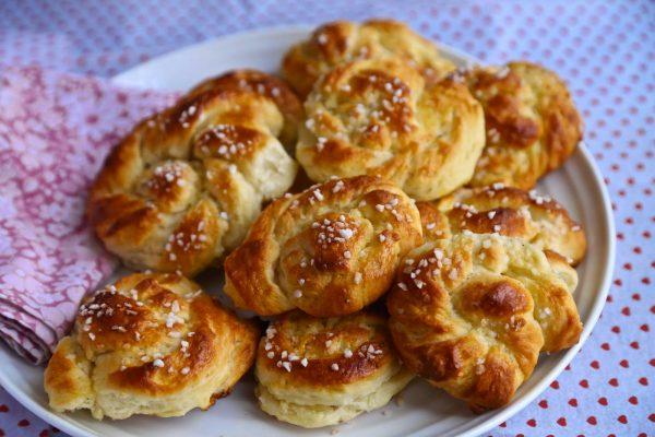 Swedish cardamom buns recipe for John Cleese