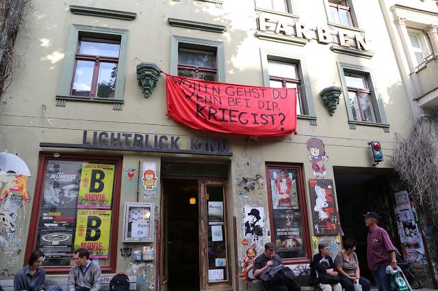 alternative squat culture, berlin