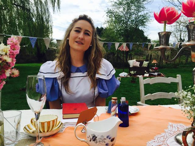 alice in wonderland celebrity masterchef