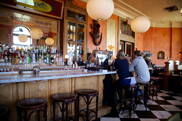 Gitane Cafe, The Jane, New York