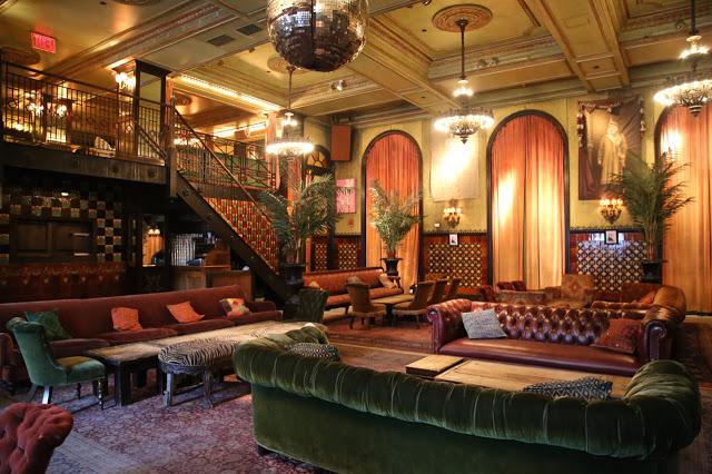 The Jane ballroom, New York