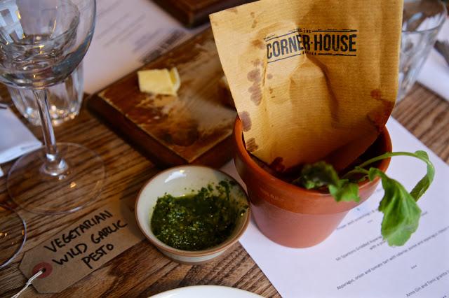 the Cornerhouse restaurant, Minster, Kent