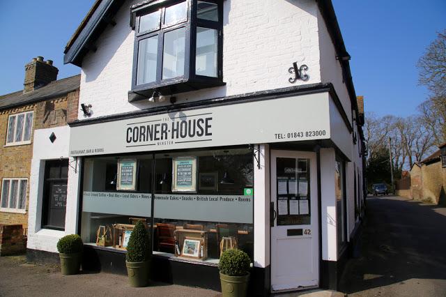 the Corner House restaurant, Kent