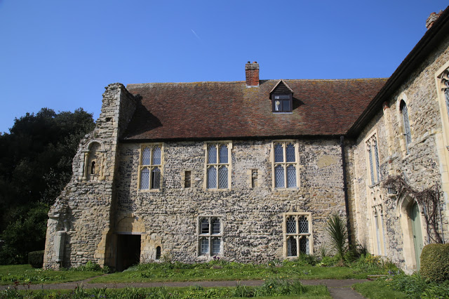 Minster Abbey, Kent