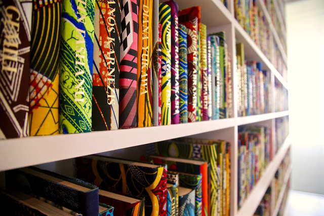 turner contemporary, Yinka Shonebari