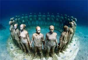 Underwater park, Grenada