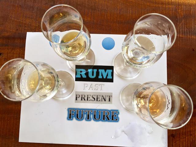 rum tasting, grenada