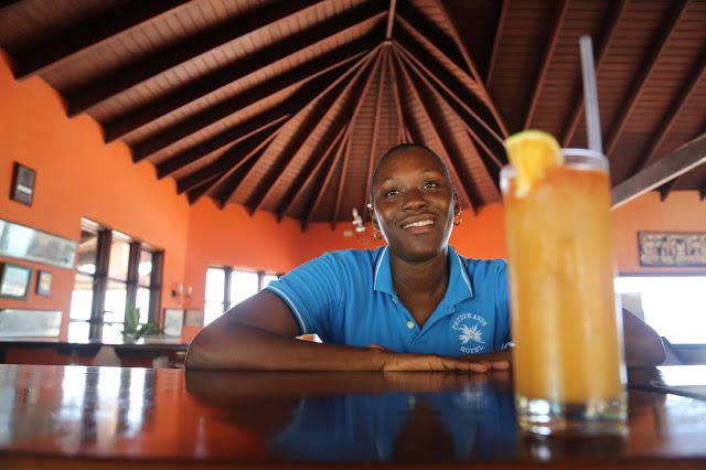 rum cocktail, grenada
