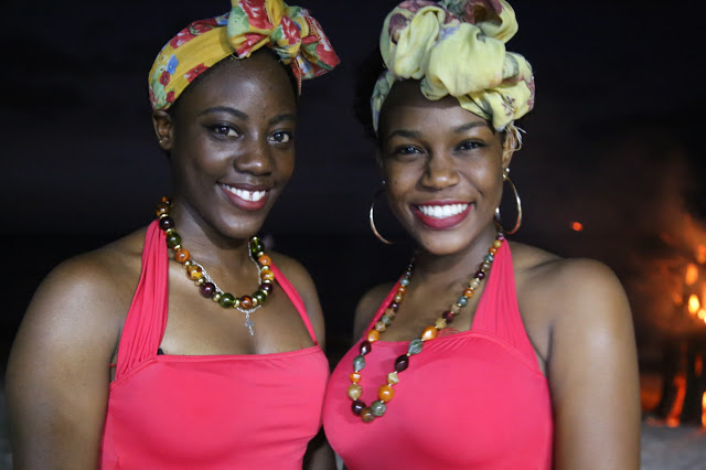 Grenadian beauties, grenada
