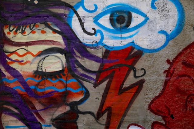 street art, Porto, Portugal