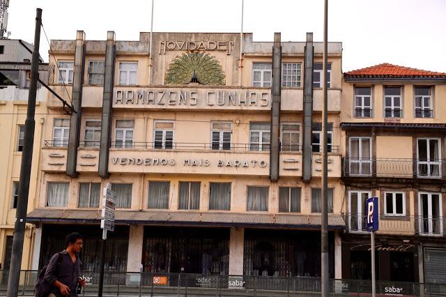 1930s clothing store,, Porto, Portugal
