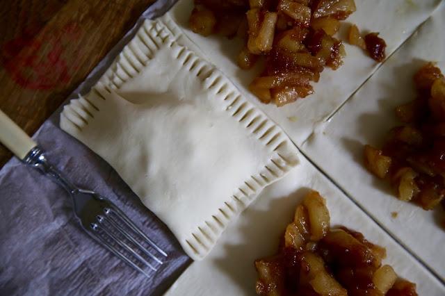 home made Mcdonald's apple pie recipe