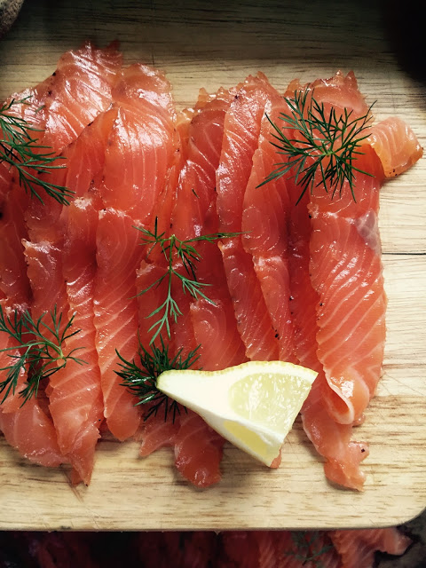 Scandinavian Gravad Lax Recipe