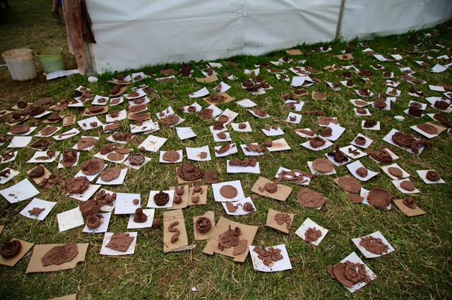 womad craft kids field