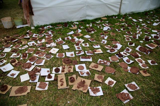 womad craft kids field