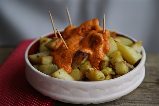 Patatas bravas pic: Keratin Rodgers/msmarmitelover.com