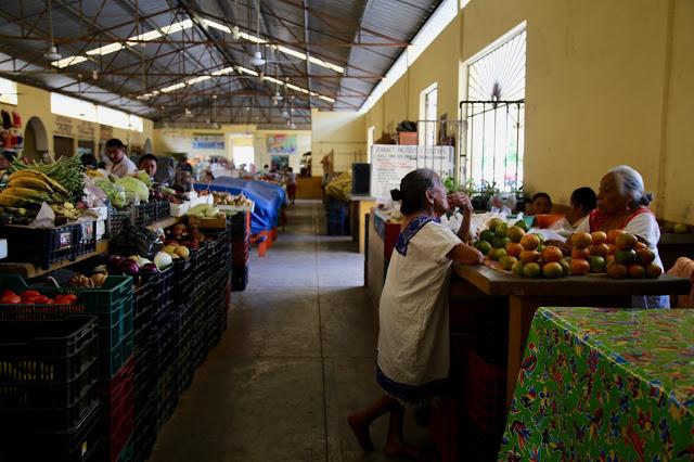 valladolid market, mexico