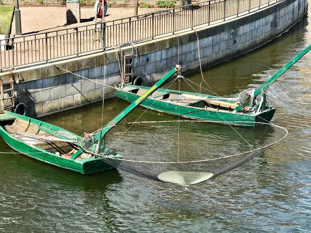 Stockholm herring boats