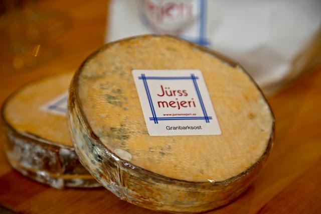 Granbarksos, Jurss Mejeri Dairy, Hälleforsnäs, Sweden