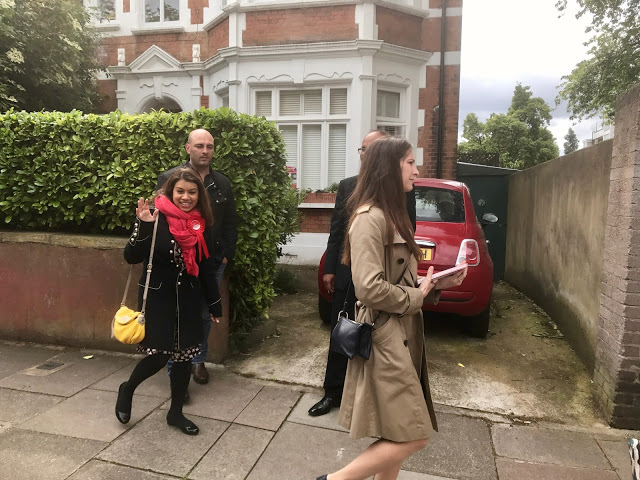 Tulip Siddiq on the campaign 17
