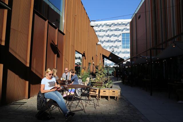 Saluhall, Malmö