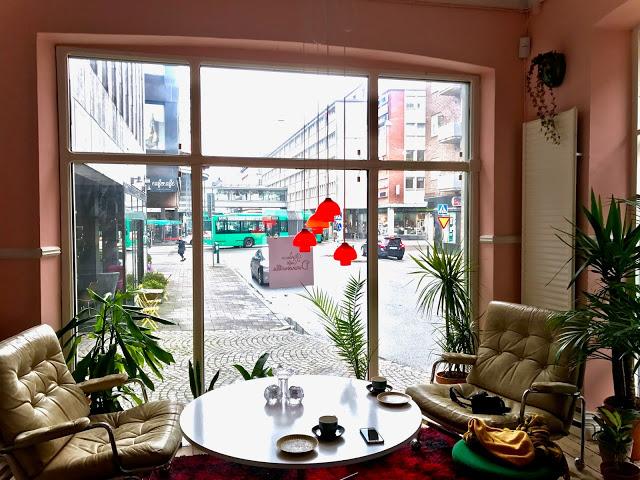 Le Glorieux Cafe Dornonville, Malmö