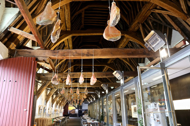 Groot Vleeshuis/ Great Butchers' Hall, Ghent, Belgium