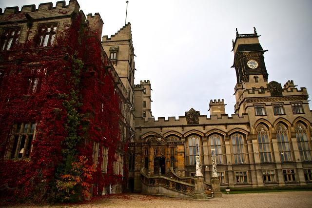 Carlton Towers, Yorkshire