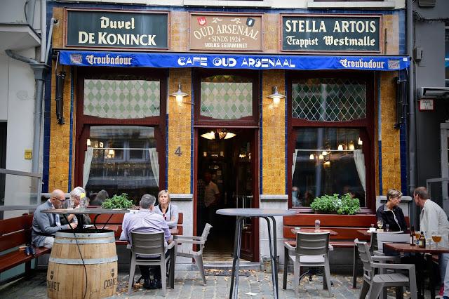 Oud Arsenaal, Antwerp