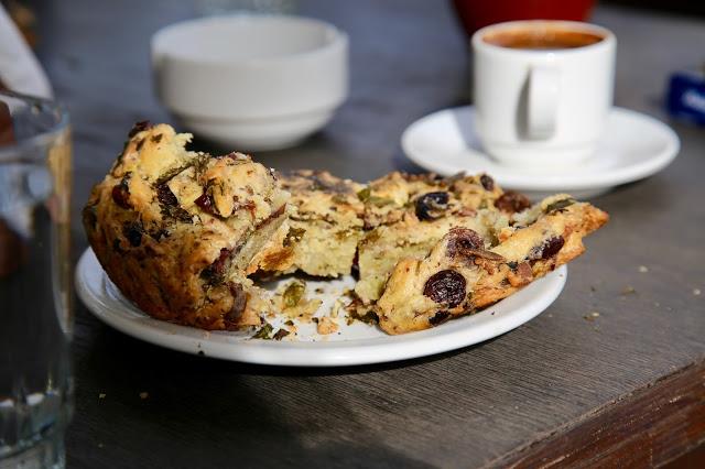 olive bread, Cyprus pic: Kerstin Rodgers/msmarmitelover.com