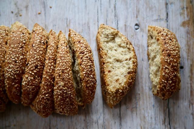 Koulouri bread,  Cyprus pic: Kerstin Rodgers/msmarmitelover.com