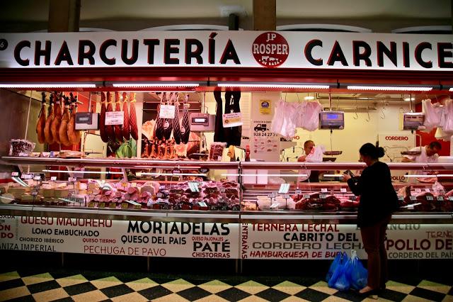 central market, Gran Canaria. Pic:Kerstin Rodgers/msmarmitelover