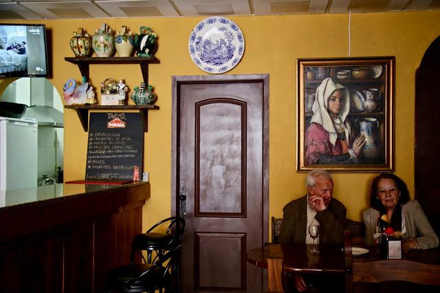 tapas, sociedad gastronomica, Santa Cruz de la Palma, Canary Islands Pic: Kerstin Rodgers/msmarmitelover
