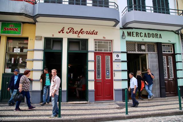 Funchal, Madeira,  pic: Kerstin Rodgers/msmarmitelover