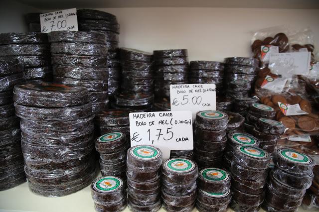 bolo de miel, Funchal, Madeira,  pic: Kerstin Rodgers/msmarmitelover