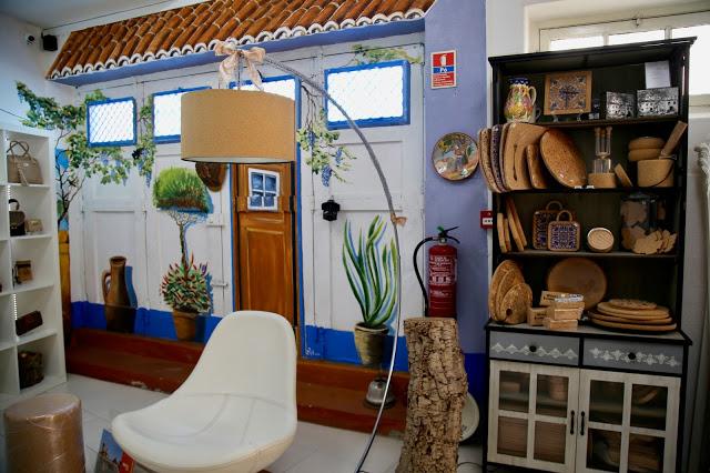cork shop,, Funchal, Madeira,  pic: Kerstin Rodgers/msmarmitelover