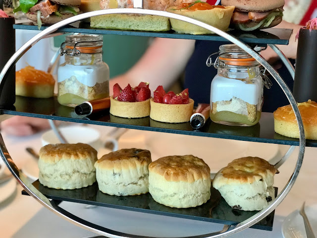 Afternoon tea, P and O cruises, Eric Lanlard tea pic: Kerstin Rodgers/msmarmitelover