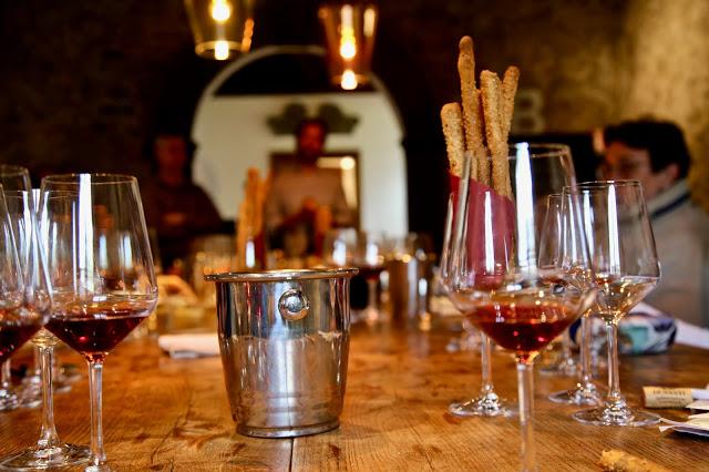 Benante winery, Sicily