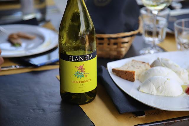 Planeta wine, Sicily