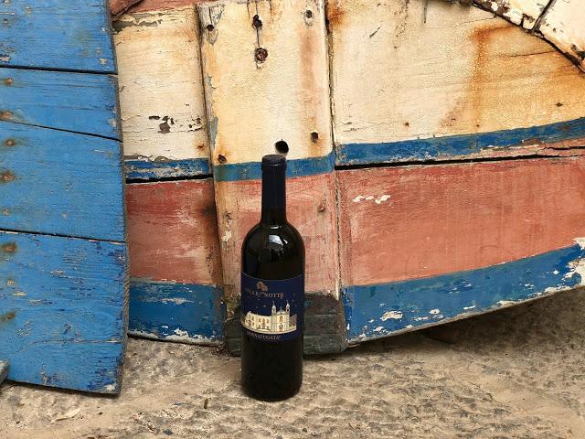 mille et una notte wine, Donafugata, Sicily
