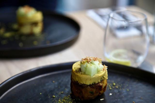 The Allotment restaurant, Stockport, Manchester pic: Kerstin Rodgers/msmarmitelover.com
