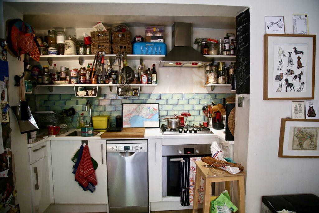 Felicity Cloake's kitchen pix: Kerstin Rodgers/msmarmitelover.com