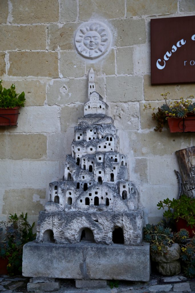 Matera in Basilicata, Italy pix: Kerstin Rodgers/msmarmitelover.com